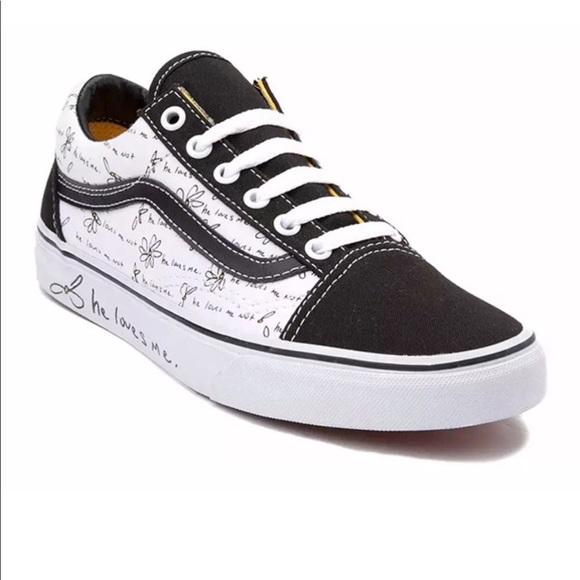 Vans Shoes | Vans He Loves Me He Loves